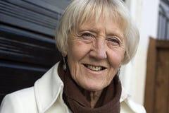 Ανώτερη γυναίκα Στοκ εικόνες με δικαίωμα ελεύθερης χρήσης