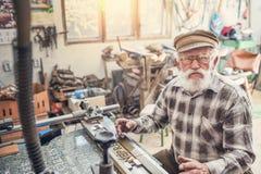 Ανώτερη γλυπτική ατόμων Στοκ φωτογραφία με δικαίωμα ελεύθερης χρήσης