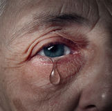 Ανώτερη κατάθλιψη στοκ εικόνα με δικαίωμα ελεύθερης χρήσης