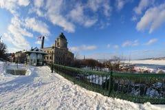 Ανώτερη πόλη Στοκ εικόνες με δικαίωμα ελεύθερης χρήσης