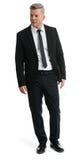 Ανώτερος διευθυντής που φορά ένα κοστούμι Στοκ Εικόνες