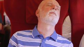 Ανώτερος τολμηρός ύπνος ατόμων στο μεγάλο διεθνές τραίνο Πολύ υψηλή ταχύτητα Μικρό φυσικό τίναγμα φιλμ μικρού μήκους