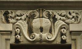 ανώφλι lis de fleur Στοκ φωτογραφία με δικαίωμα ελεύθερης χρήσης