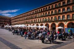 Ανδαλουσία Κόρδοβα Ισπανία Στοκ Εικόνα