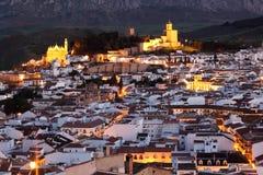 Ανδαλουσιακή πόλη Antequera, Ισπανία Στοκ Φωτογραφία