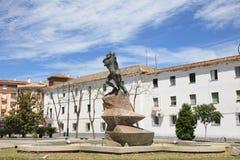 Ανδαλουσιακή πόλη Antequera, Ισπανία Στοκ φωτογραφίες με δικαίωμα ελεύθερης χρήσης