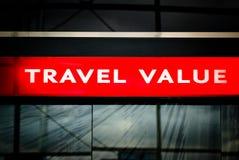 αξία ταξιδιού καταστημάτων εικονιδίων Στοκ εικόνα με δικαίωμα ελεύθερης χρήσης