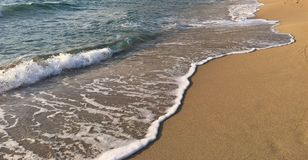 Απίστευτες παραλίες ομορφιάς της Κρήτης Στοκ Φωτογραφίες