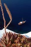 απίστευτο santorini Στοκ Εικόνες