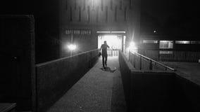 Απαίσια κατοικία των συμβουλίων Στοκ φωτογραφία με δικαίωμα ελεύθερης χρήσης