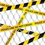 απαγορευμένη αστυνομία ελεύθερη απεικόνιση δικαιώματος