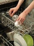 απαλλαγή του πλυντηρίου πιάτων στοκ φωτογραφία με δικαίωμα ελεύθερης χρήσης