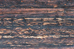 Απανθρακωμένη ξύλινη σύσταση Στοκ εικόνες με δικαίωμα ελεύθερης χρήσης