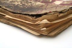 Απαρχαιωμένο βιβλίο Στοκ εικόνα με δικαίωμα ελεύθερης χρήσης