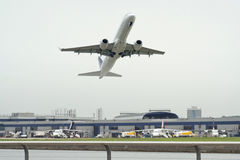 απασχολημένη πόλη αερολι στοκ φωτογραφίες με δικαίωμα ελεύθερης χρήσης