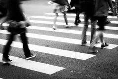Απασχολημένοι άνθρωποι Στοκ Φωτογραφίες