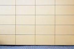 Απασχόληση των επιτροπών στον τοίχο του σύγχρονου κτηρίου στοκ εικόνες