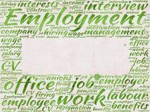 απασχόληση ελεύθερη απεικόνιση δικαιώματος