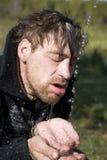 απατεώνας που πλένεται Στοκ φωτογραφία με δικαίωμα ελεύθερης χρήσης