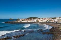 Απατεώνας Σάο ακτών στο νησί του Miguel Σάο Στοκ φωτογραφία με δικαίωμα ελεύθερης χρήσης