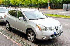 Απατεώνας της Nissan Στοκ εικόνα με δικαίωμα ελεύθερης χρήσης