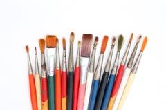 απεικονίσεις κατασκευής ελέγχου βουρτσών περισσότερο το χαρτοφυλάκιο χρωμάτων μου παρακαλώ Στοκ φωτογραφίες με δικαίωμα ελεύθερης χρήσης
