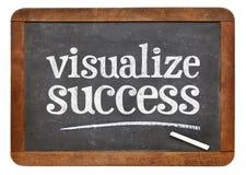 Απεικονίστε τις συμβουλές επιτυχίας για τον πίνακα πλακών στοκ εικόνες