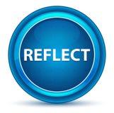 Απεικονίστε το μπλε στρογγυλό κουμπί βολβών του ματιού απεικόνιση αποθεμάτων