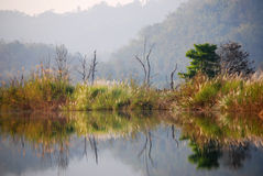 Απεικονίστε το τοπίο στοκ φωτογραφία με δικαίωμα ελεύθερης χρήσης
