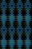 Απεικόνιση αφαίρεσης με τις χρωματισμένες γραμμές Διανυσματική απεικόνιση