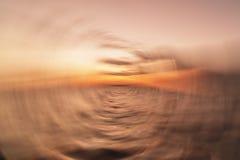 Απεικόνιση ενός πάσχων από ναυτία Στοκ Φωτογραφία