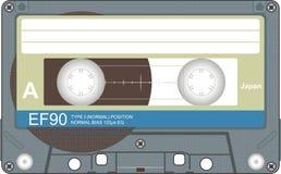 Απεικόνιση κασέτας ήχου Στοκ φωτογραφία με δικαίωμα ελεύθερης χρήσης