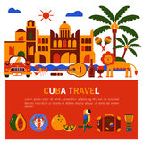 Απεικόνιση Κούβα Αβάνα ελεύθερη απεικόνιση δικαιώματος
