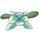 απεικόνιση λουλουδιών Στοκ εικόνες με δικαίωμα ελεύθερης χρήσης