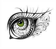 απεικόνιση ματιών Στοκ Εικόνες