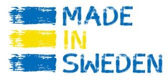 Απεικόνιση με κατασκευασμένος στη Σουηδία, Ισπανία, Ιταλία, Γερμανία, Γαλλία, Κίνα απεικόνιση αποθεμάτων