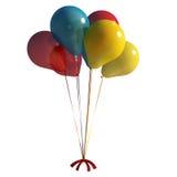 απεικόνιση μπαλονιών Απεικόνιση αποθεμάτων