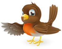 απεικόνιση που δείχνει το Robin διανυσματική απεικόνιση