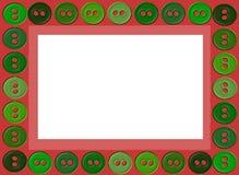 Απεικόνιση πλαισίων κουμπιών Στοκ εικόνα με δικαίωμα ελεύθερης χρήσης