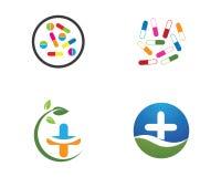 Απεικόνιση συμβόλων φαρμάκων στοκ φωτογραφία με δικαίωμα ελεύθερης χρήσης