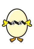 Απεικόνιση του αυγού κοτόπουλου απεικόνιση αποθεμάτων