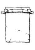 Απεικόνιση του παλαιού κυλίνδρου ελεύθερη απεικόνιση δικαιώματος