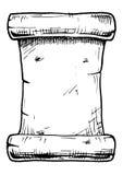 Απεικόνιση του παλαιού κυλίνδρου απεικόνιση αποθεμάτων