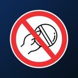 Απεικόνιση του χεριού που δίνει τα χάπια Διακινητής ναρκωτικών διανυσματική απεικόνιση