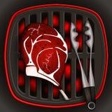 Απεικόνιση τροφίμων διανυσματική απεικόνιση