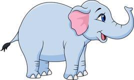 Αστείος ελέφαντας Στοκ Εικόνες