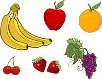 Απεικόνιση φρούτων Στοκ Εικόνες