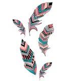 Απεικόνιση φτερών Στοκ Φωτογραφία