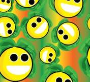 Απεικόνιση χαμόγελου Στοκ εικόνες με δικαίωμα ελεύθερης χρήσης