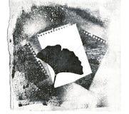 απεικόνιση χεριών που χρω&m Στοκ Φωτογραφίες